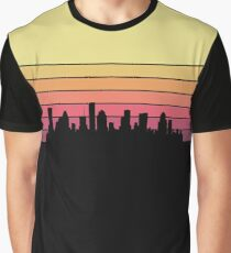 Houston Skyline Graphic T-Shirt