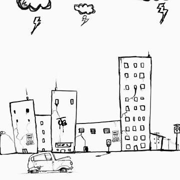 City Life by branmattic