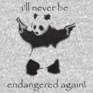 Endangered?! by branmattic