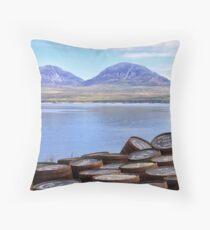 Islay Spirit Throw Pillow