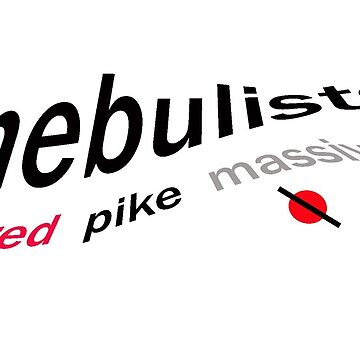Nebulists - Red Pike Massive by PenelopeJane
