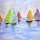 Sail Away by Charisse Colbert