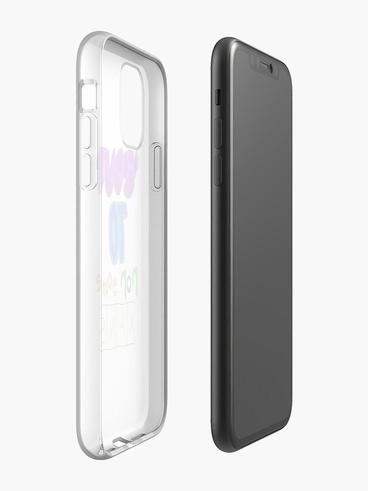 Coque iPhone «Bout pour faire apparaître quelques Xans», par MaximusDesigns