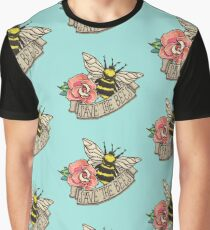 SAVE the Bees! Graphic T-Shirt