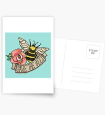 SAVE the Bees! Postcards