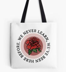 HS1 - Styles Album Sign of the Times Badge Tote Bag