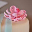 lotus cake by Nadja  Farghaly