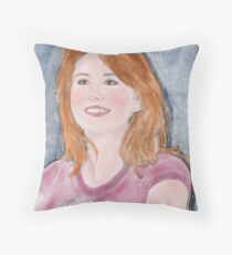 Jewel Stait Throw Pillow