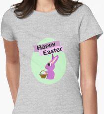 Happy Easter Girl Bunny T-Shirt