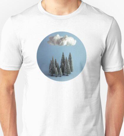 Eine Wolke über dem Wald T-Shirt