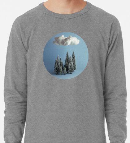 Eine Wolke über dem Wald Leichter Pullover