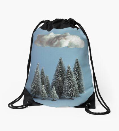 Eine Wolke über dem Wald Turnbeutel