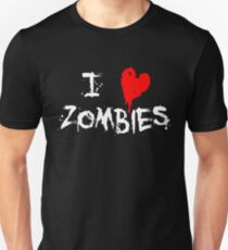 I HEART ZOMBIES... T-Shirt
