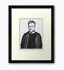 Sexy Greg Framed Print