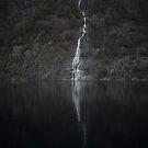 Wasserfall (Das Unbekannte) von josemanuelerre