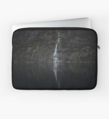Wasserfall (Das Unbekannte) Laptoptasche
