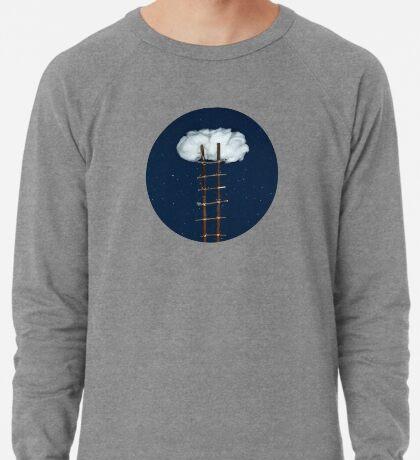 Treppe zu den Wolken Leichter Pullover