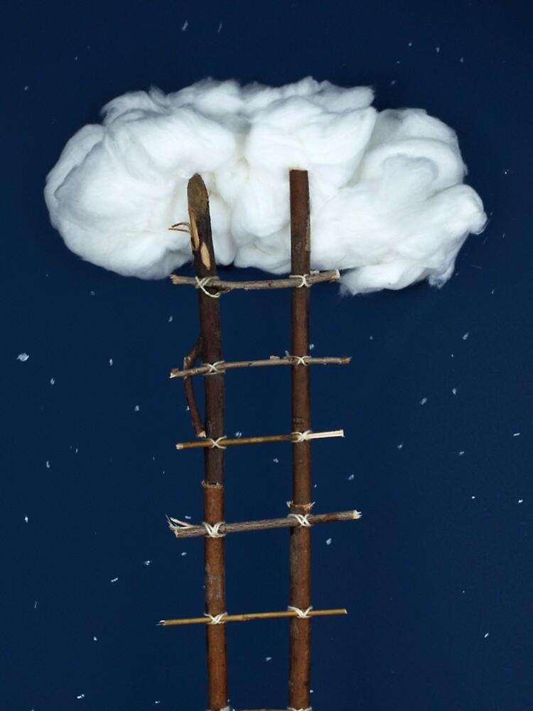Treppe zu den Wolken von josemanuelerre
