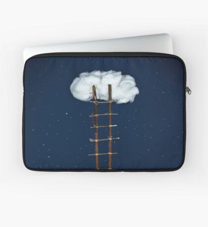 Treppe zu den Wolken Laptoptasche