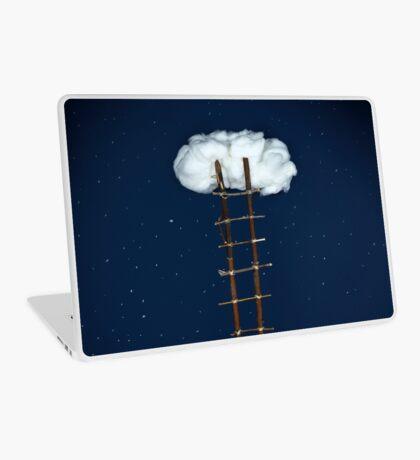 Treppe zu den Wolken Laptop Folie