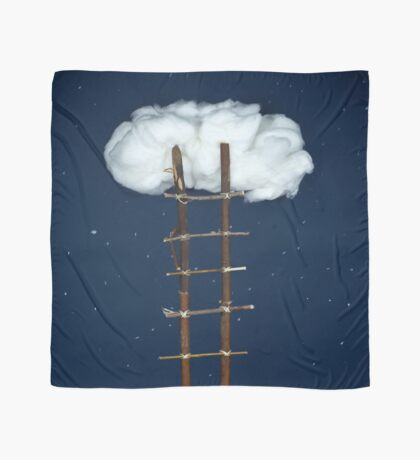 Treppe zu den Wolken Tuch