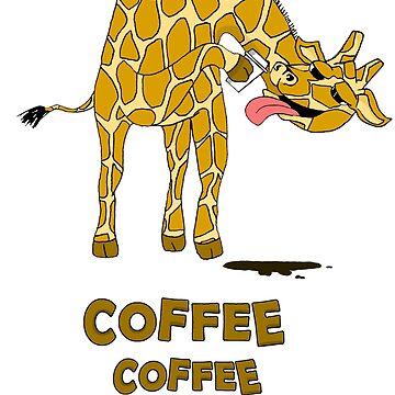 Cool Giraffe by thesamba