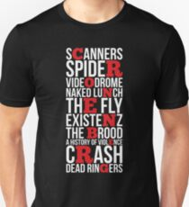 DAVID CRONENBERG T-Shirt