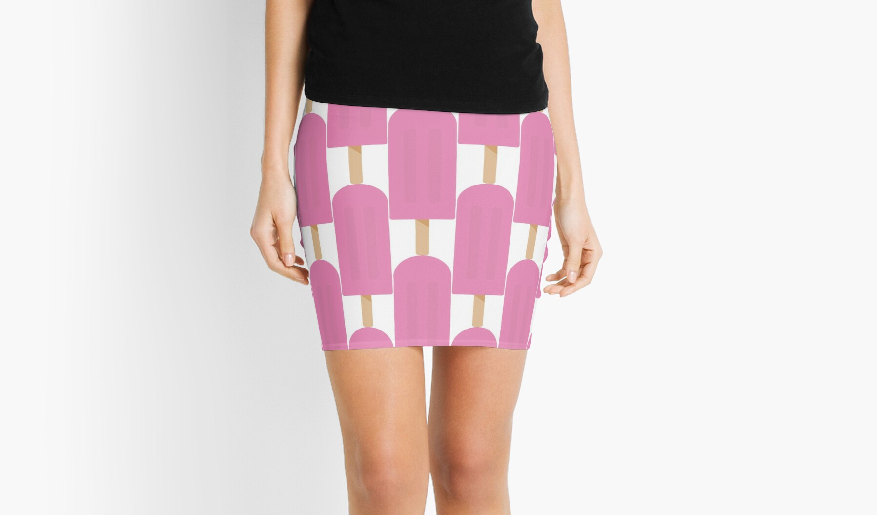 An Ice Cold Speedy From Way Back Mini Skirts By Jeronie Redbubble Maroon