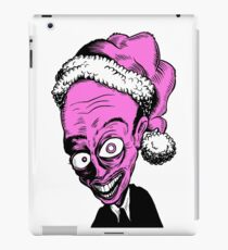 a very john waters christmas iPad Case/Skin