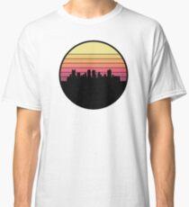 Fort Worth Skyline Classic T-Shirt