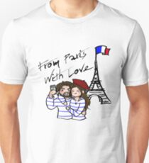 From Paris With Love - Kabby T-Shirt