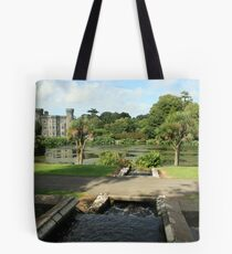 Johnstown castle view 3 Tote Bag