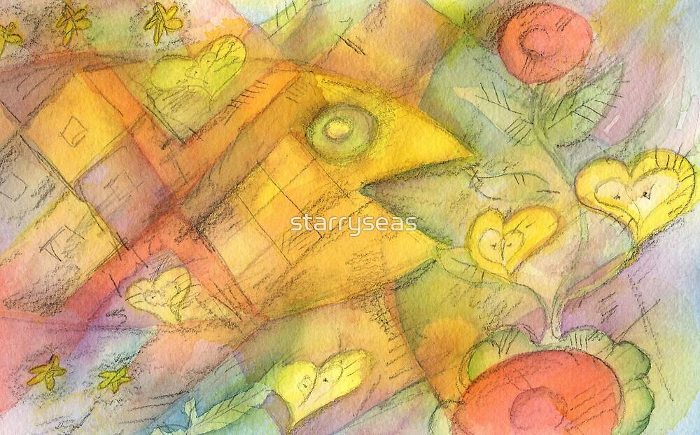 Dream Fish by starryseas