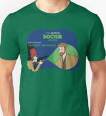 The NuWho Doctor Movies - Van Gogh T-Shirt