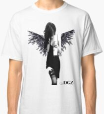 Angel Lady Classic T-Shirt