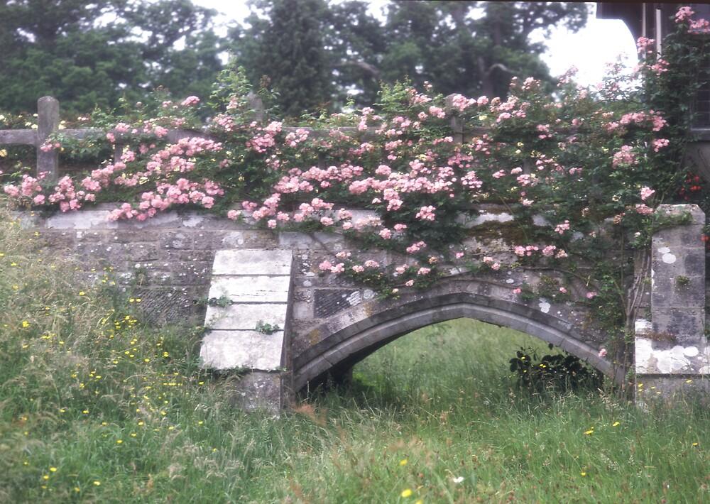 The  bridge to the Castle by SarahTrangmar