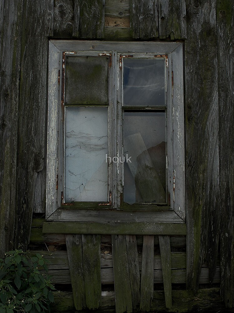 old windows by houk