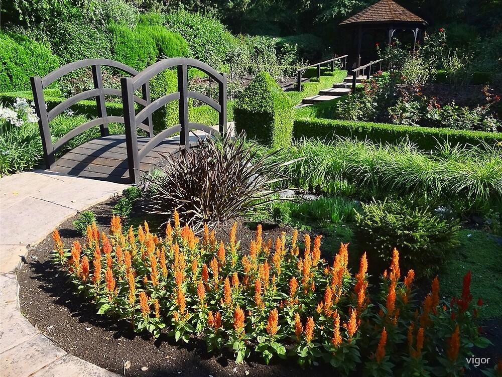Winery Garden 5 by vigor