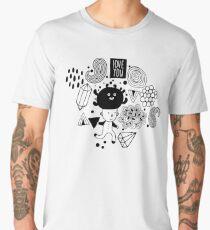 Strange one Men's Premium T-Shirt