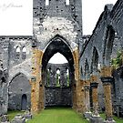 The Unfinished Church by AsEyeSee