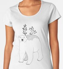 Polar bear Women's Premium T-Shirt