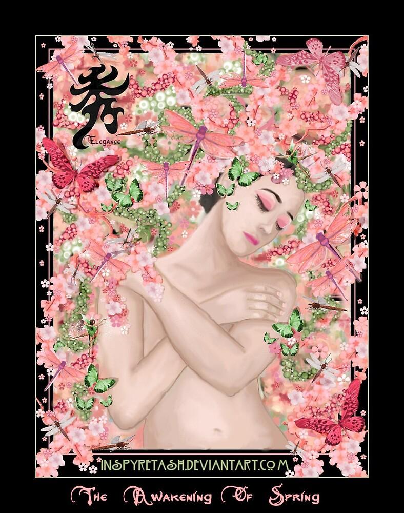 The Awakening of Spring by inspyretash