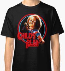 Chucky , child's play, diabolicall doll Classic T-Shirt