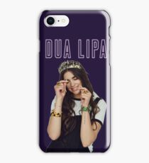 Dua Lipa queen iPhone Case/Skin