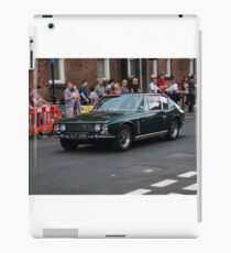 1969 Green Jensen Interceptor  iPad Case/Skin
