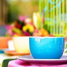 Tea in wonderland by Nancy