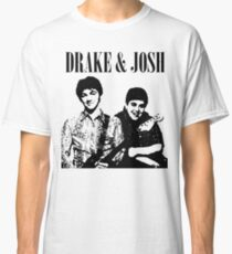 Drake and Josh (Nirvana Style) Classic T-Shirt