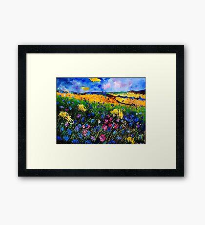 cornflowers 680808 Framed Print