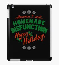 hilarious christmas shirt iPad Case/Skin