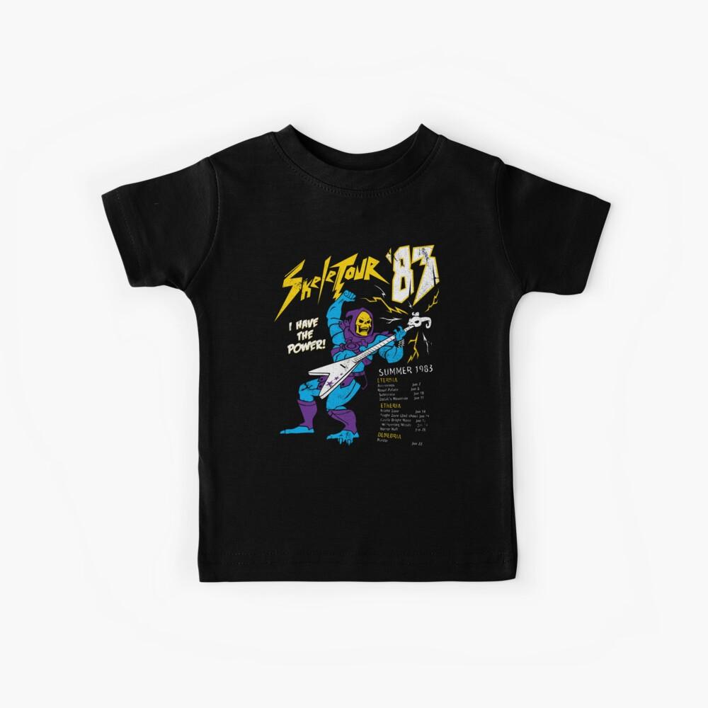 Skeletour '83 Camiseta para niños